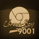 Chrome-Boy 9001 ORANGE