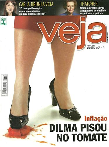 Revista Veja Ed. 2317 17/04/2013