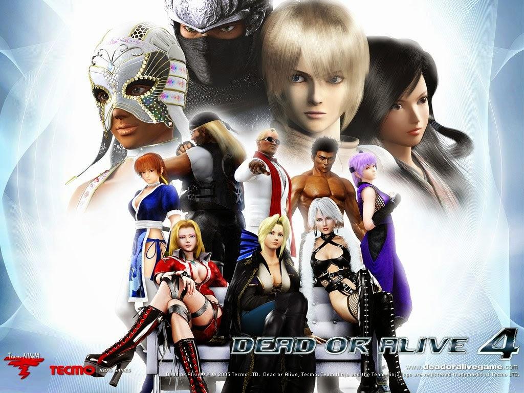 Games Dead Or Alive 4