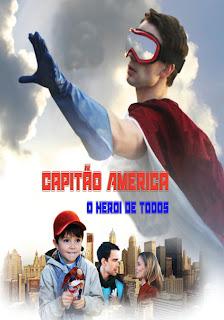 Capitão América – O Herói de Todos Dublado