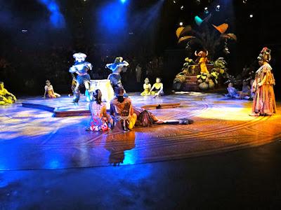 Hong Kong Disneyland Festival of the Lion King
