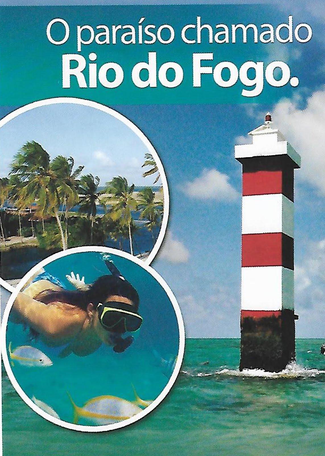 PASSEIO NO  PARRACHO DE RIO DO FOGO /RN