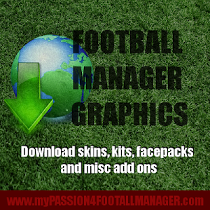 Football Manager Graphics - Download misc add ons