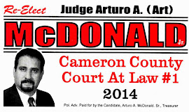 ART MCDONALD FOR COUNTY COURT AT LAW 1