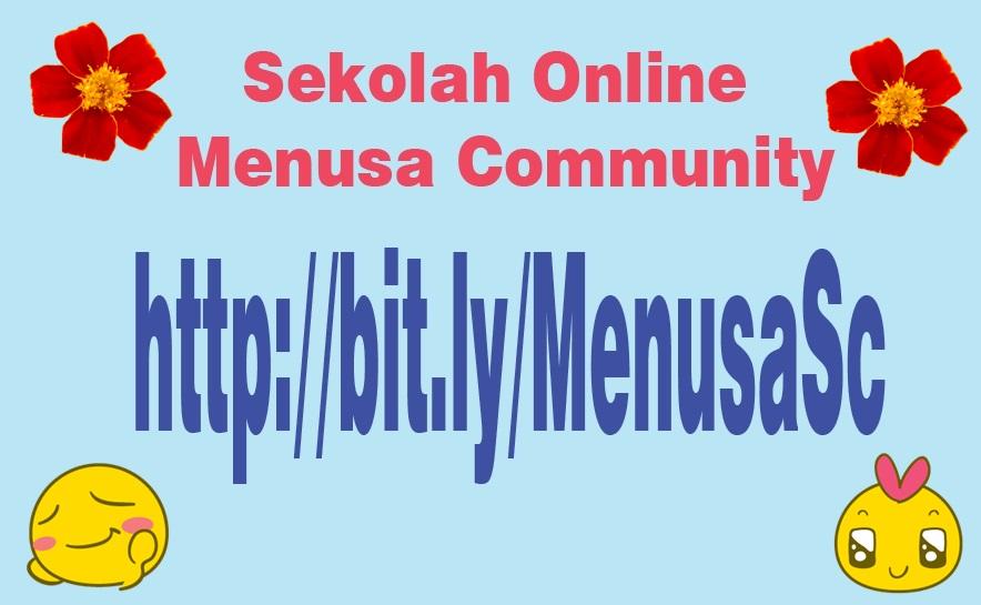 Sekolah Online Menusa Community