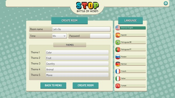 Stop Online Battle of Words PC Game Free Download