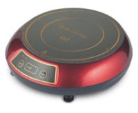 Bajaj Majesty Mini Induction Cooktop 1200W