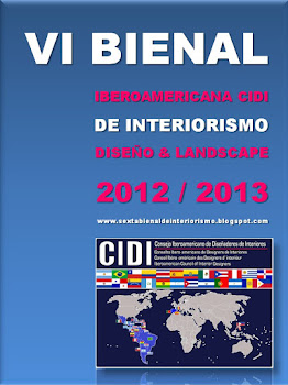 VI BIENAL IBEROAMERICANA CIDI DE INTERIORISMO