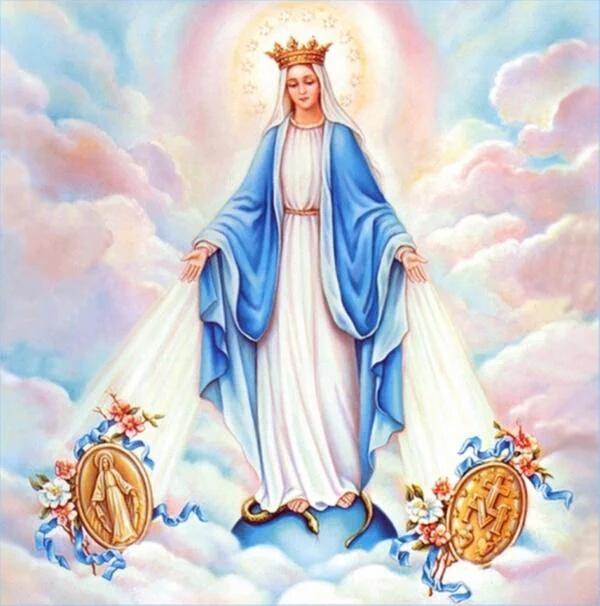 A JESUS X MARIA