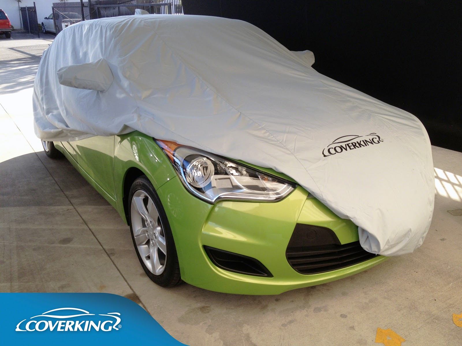 Hyundai Veloster Accessories New Products For The Hyundai Veloster From Coverking Coverking Blog