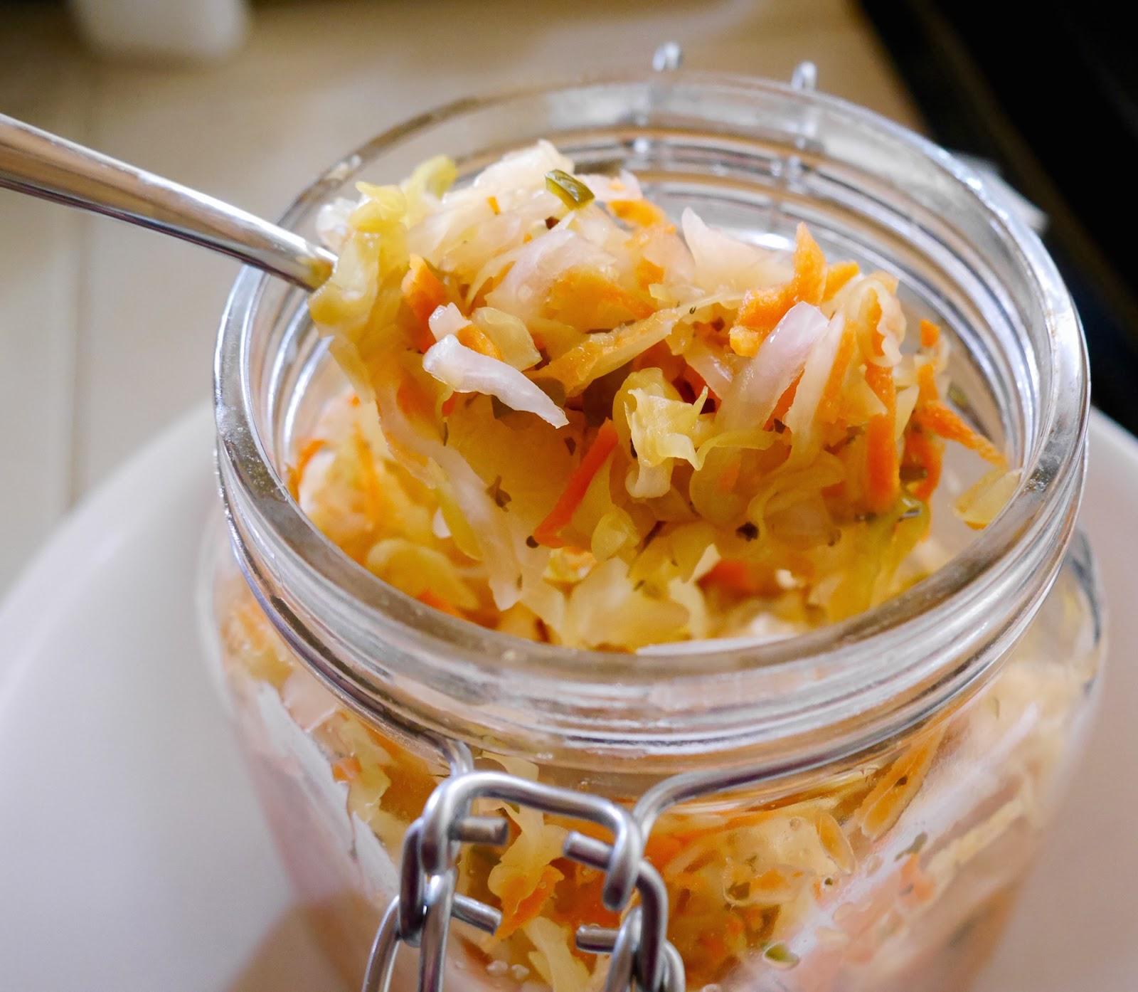 foods for long life make your own sauerkrautlatin