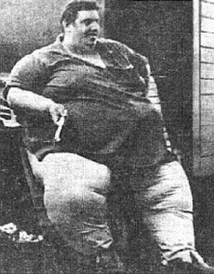 Top 5 Heaviest Human On Earth Jon Brower Minnoch