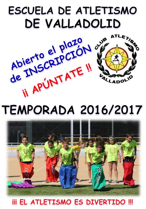 Escuela de Atletismo del C.A. Valladolid