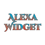 alexa widget kios-tutorial