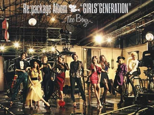 Snsd the boys english lyrics