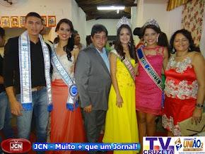 FESTA DE CLAMAÇÃO DA MISS & MISTER CRUZETA 2014