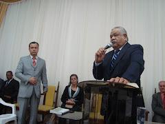 Pr. José Amaro em Francisco Morato