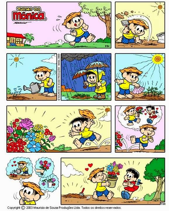quadrinhos Chico Bento e Rosinha, Mauricio de Sousa