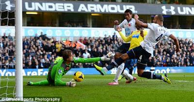 Xem lại đầy đủ trận Tottenham vs Newcastle