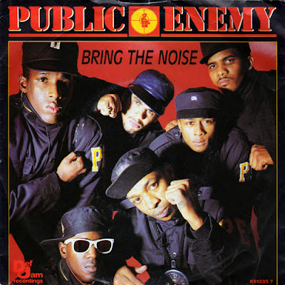Public Enemy – Bring The Noise (VLS) (1987) (192 kbps)