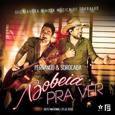 BAIXAR: FERNANDO & SOROCABA - BOBEIA PRA VER MP3