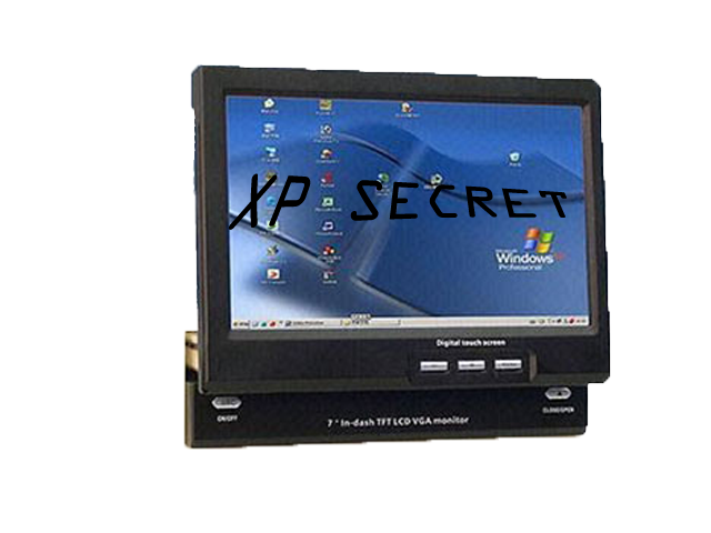 Top application secrets in Windows Xp