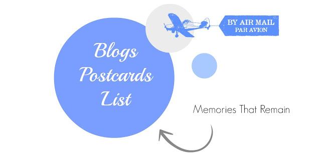 Blogowa lista postcrosserów