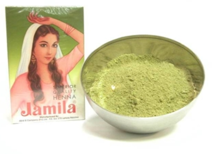 Henna Powder for Hair: Professional BAQ Jamila Henna 100 grams 2013