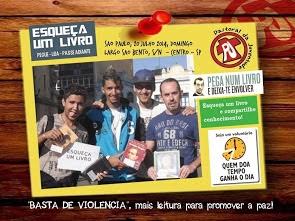 ACONTECEU 7º ESQUECIMENTO DE LIVROS LIVRES
