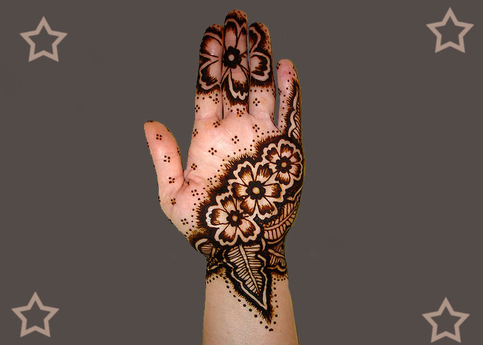 gallery for henna patterns wallpaper