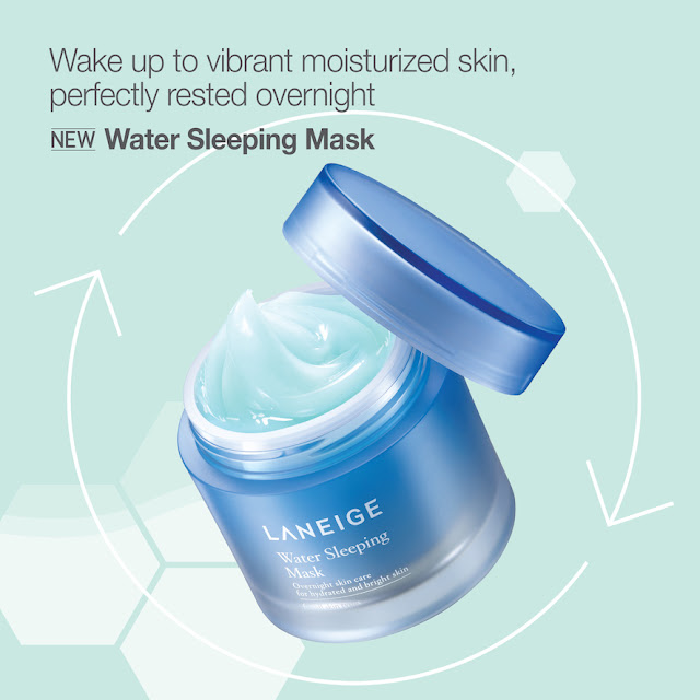 LANEIGE Water Sleeping Mask Review Pinkuroom
