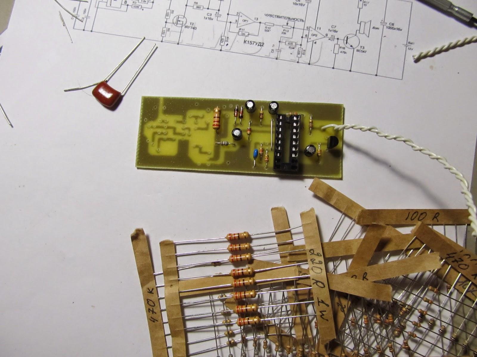 Как сделать своими руками металлодетекторы для поиска