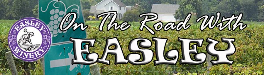 On The Road With Easley Winery