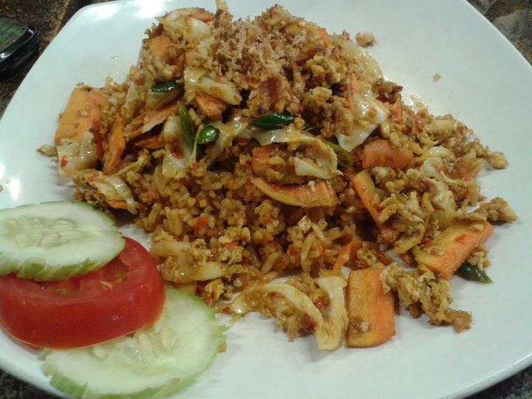 Nasi Gila Jakarta Amaliun Food Court Medan