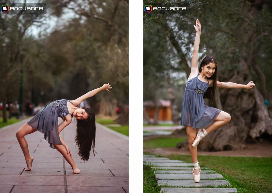 sesion de fotos ballet