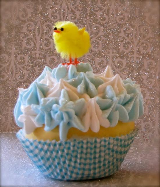cupcakes falsos