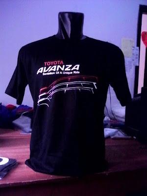 Komunitas Toyota Avanza Semarang