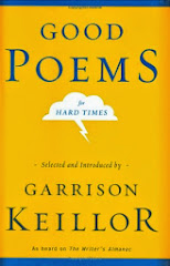 Reading: Good Poems for Hard Times
