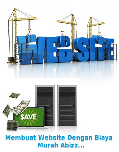 Bikin Website + Hosting Murah