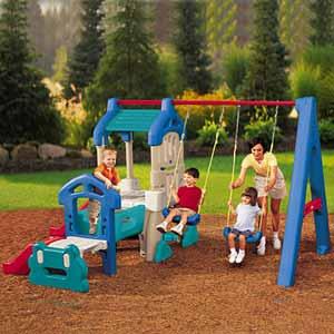 Best Outdoor Swing Set For Kids