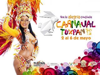 carnval de tuxpan 2013 programa