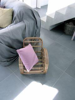 Petit fauteuil rotin