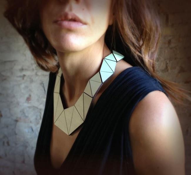 Design mr nico e le collane in legno design with love - Collane di design ...