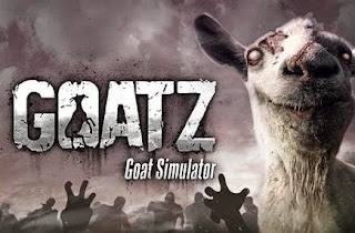 Goat Simulator GoatZ PC Game