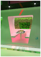 Концепт дизайна интерьера кафе самообслуживания «КАФЕ-АВТОМАТ»