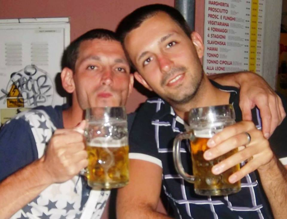 Emanuele e Mirko Sangalli