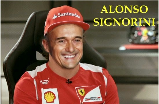 Alonso, incidente
