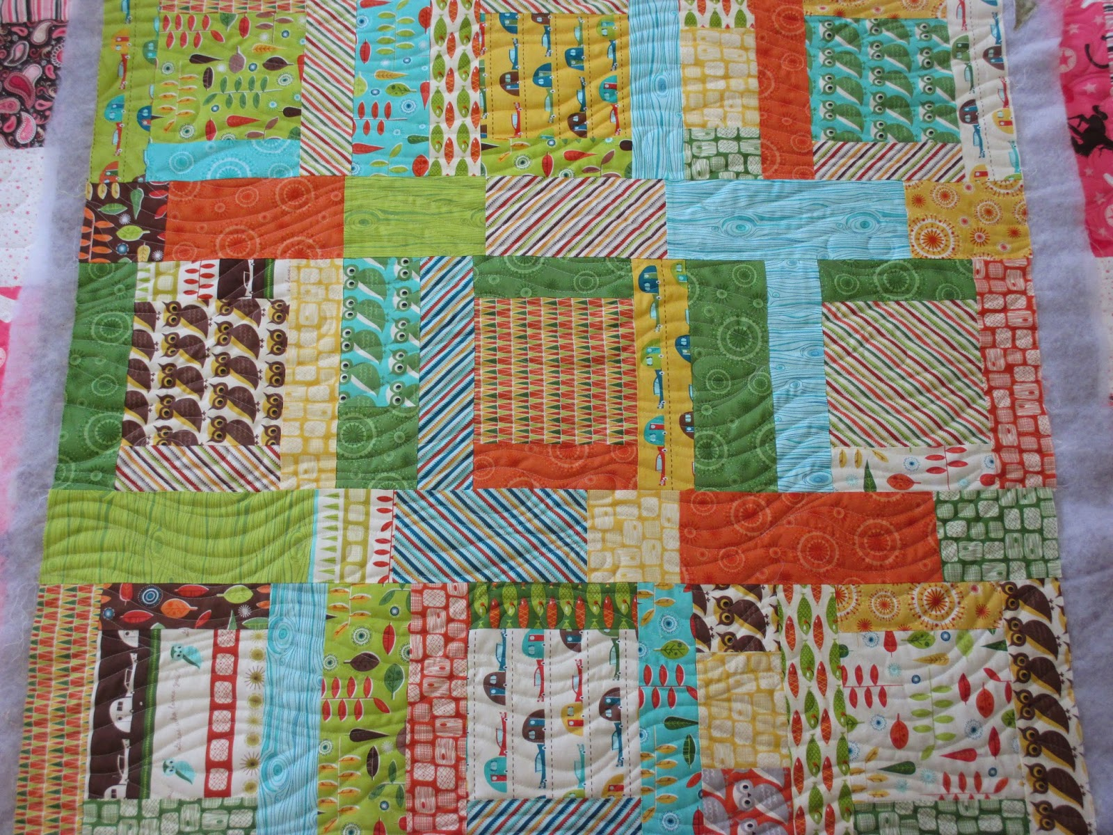 Down To Sew: Cowgirl and camping quilts : camping quilt - Adamdwight.com