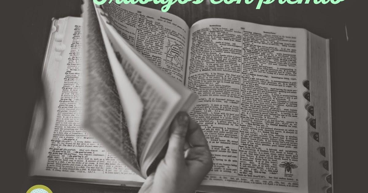 listado de palabras cultas: