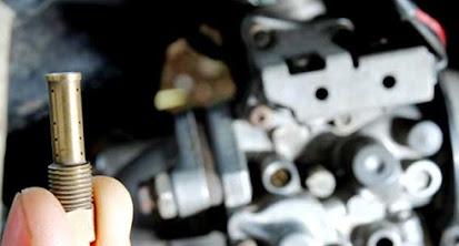 Tingkatkan Performance Honda Blade Menggunakan Nosel Yamaha Mio